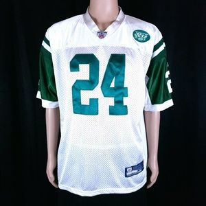 Reebok Onfield Jersey Revis #24 NFL New York Jets